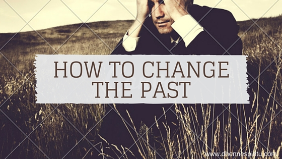 How To Change The Past?