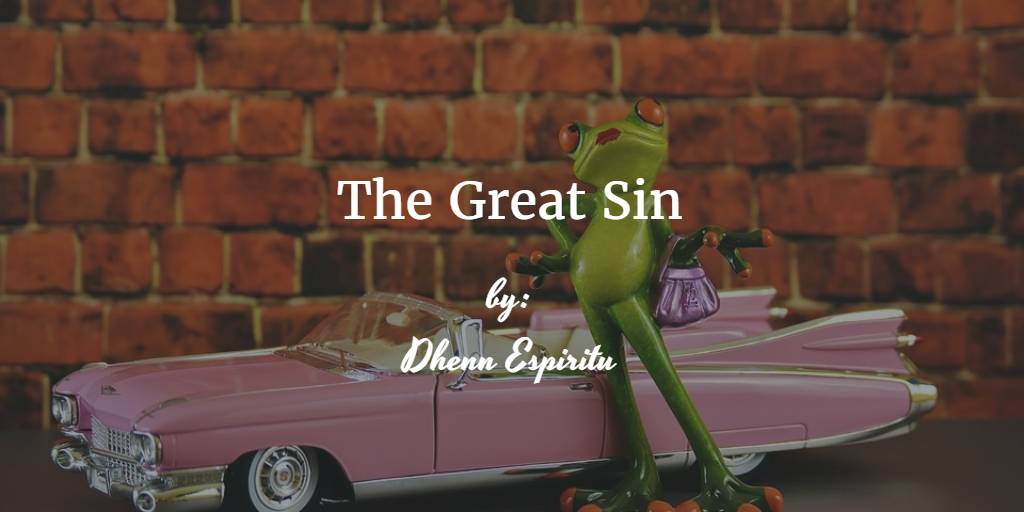 The-Great-Sin