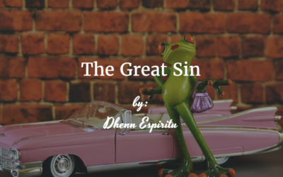The Great Sin